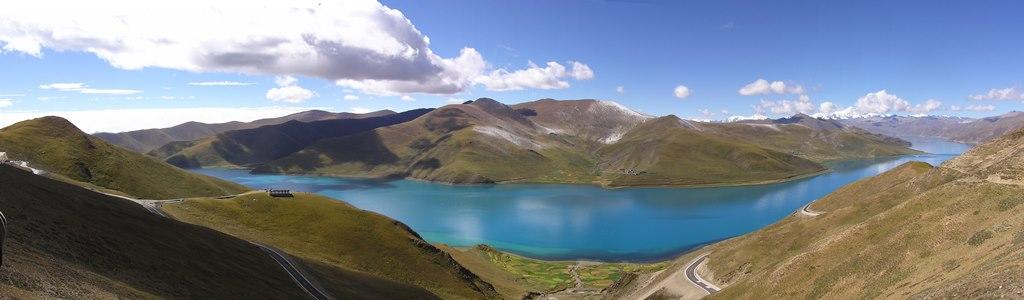 Yamdrok-tso-Tibet